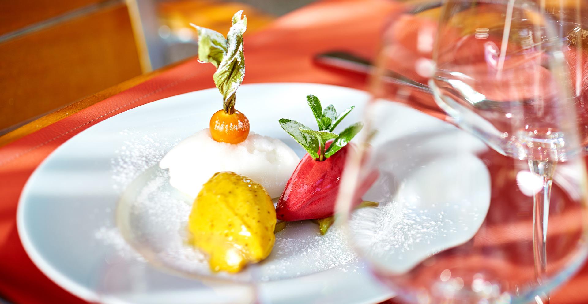 R alisations restaurant la table les plats - La table tourtour ...